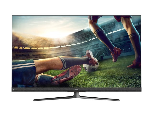 55U8QF QLED 139cm (55 Zoll) Fernseher (4K ULED HDR Smart TV, Ultra Premium HD, HDR10+, Dolby Vision&Atmos, Full Array Local Dimming, 120Hz