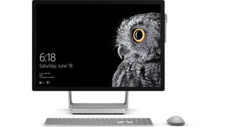 Surface Studio 28Zoll 4500 x 3000Pixel Touchscreen Silber, Weiß All-in-One-PC - All-in-One PCs/Workstations (71,1 cm (28 Zoll), Intel Core i7-xxx, 32 GB, 2128 GB, Windows 10 Pro, Silber, Weiß)