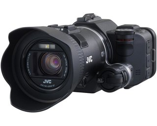 GC-PX100BEU - digitaler Camcorder, Full HD, High-Speed