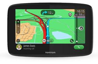 Navigationsgerät GO Essential (5 Zoll, Stauvermeidung dank TomTom Traffic, Karten-Updates Europa, Freisprechen, Updates über Wi-Fi, TMC)