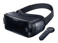 Gear VR SM-R323 Schwarz, Blau Virtual Reality Brille