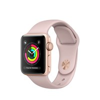 Apple Smartwatch 38 mm Gold Aluminium