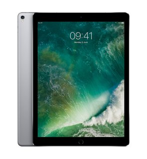 Apple MQDA2FD/A 32,76 cm (12,9 Zoll) Tablet-PC (AMD A10 A10X Fusion, 4GB RAM, Mac OS X) spacegrau