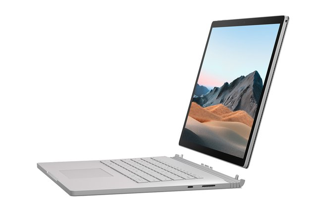Surface Book 3, 15 Zoll 2-in-1 Laptop (Intel Core i7, 32GB RAM, 1TB SSD, Win 10 Home)