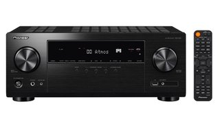 VSX-934 7.2-Kanal Netzwerk AV Receiver (7x160 Watt, Dolby Atmos, DTS:X, Dolby Atmos Height Virtualizer, Sonos, Zone 2, AirPlay 2, Bluetooth, USB), Schwarz