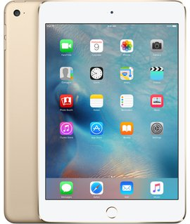 iPad mini 4 WiFi + Cellular - 128GB - gold