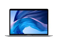 MacBook Air 13 Zoll, space grau (MVFH2D/A)