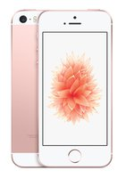 Apple iPhone SE ( (10,2 cm (4 Zoll) Touch-Display, 64 GB, iOS 10) Roségold
