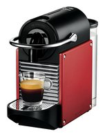 Nespresso Kaffeemaschine Pixie EN 125 R Electric Carmine Red