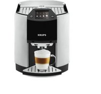 EA9010, Kaffeevollautomat, 15 bar, TFT-Farbdisplay mit Touchscreen, One-Touch-Cappuccino, silber