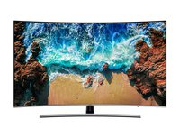NU8509 163 cm (65 Zoll) Curved LED Fernseher (Ultra HD, Twin Tuner, HDR Extreme, Smart TV)
