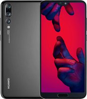 P20 Pro Smartphone Bundle (15,5 cm (6,1 Zoll), 40/20/8 MP Leica Triple Kamera, 128GB interner Speicher, 6GB RAM, Android 8.1, EMUI 8.1) Schwarz [Exklusiv bei Amazon] - Deutsche Version