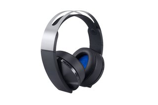 Platinum Wireless Headset - Headset - Sony PlayStation 4