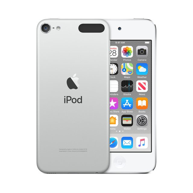 iPod touch 32 GB 7. Generation 2019 Silber - MVHV2FD/A