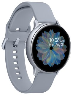 Galaxy Watch Active2 Aluminium, 44 mm, Bluetooth (SM-R820) Smartwatch (3,4 cm / 1,4 Zoll)
