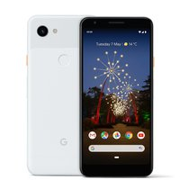 Pixel 3A 64GB Smartphone Android 9.0 (3A, Clearly White)