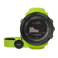 Suunto Ambit3 Vertical HR Uhr, Lime, One Size