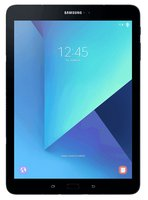 Galaxy Tab S3 T825 24,58 cm (9,68 Zoll) Touchscreen Tablet PC (Quad Core 4GB RAM 32GB eMMC LTE Android 7,0) schwarz inkl S Pen