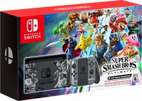 Switch Console + Super Smash Bros. Ultimate-Edition [NSW] (D/F/I)