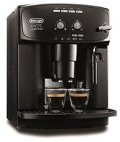 ESAM 2900 Caffe Cortina - Black