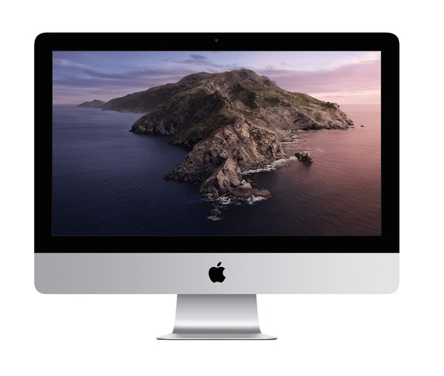 "Nieuwe Apple iMac Retina 4K Display (21,5"", 8 GB RAM, 256 GB SSD Lager)"