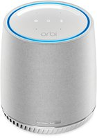 Orbi RBS40V-100EUS Voice Mesh WLAN Smart Lautsprecher (Erweiterung um 125 m² Abdeckung, integrierte Amazon Alexa, Repeater für Orbi Mesh-WiFi-Systeme, Smart Home Speaker, Harman/Kardon Audio)