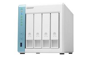 TS-431K 4 Bay Desktop Netzwerkspeicher-Gehäuse