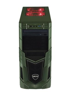 Gaming PC Intel® i5-8400 16GB SSD + HDD GeForce® GTX 1060 »Military 6020«