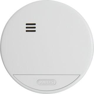 Rauchmelder RWM150 mit 10-Jahres-Batterie - geeignet für Wohnräume und geprüft nach DIN EN 14604 - 85 dB Alarmlautstärke - weiß - 37242