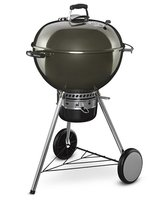 Master-Touch Kugelgrill 57cm Holzkohlegrill, GBS, Smoke Grey