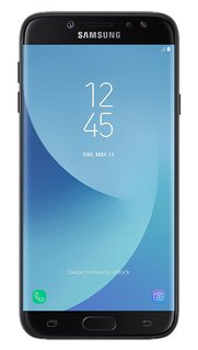 Galaxy J7 (2017) Duos J730FD black Android 7.0 Smartphone