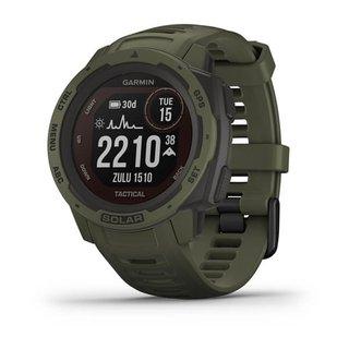 INSTINCT SOLAR TACTICAL Grün Smartwatch Grün