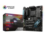 7A32-001R - MSI X370 Gaming Pro Carbon (AM4)