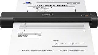 WorkForce ES-50 Dokumentenscanner (DIN A4, USB 2.0)