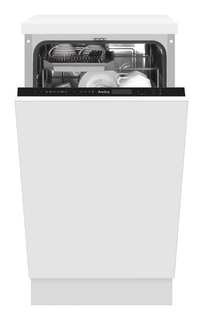 Amica EGSPV 586 900 vollintegrierter Geschirrspüler - 60 cm, Energieeffizienzklasse D