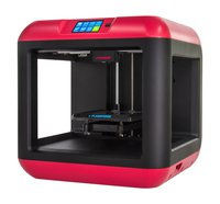 Finder red 3D Drucker
