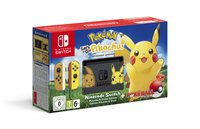 Switch Pokémon: Let's Go, Pikachu! Bundle