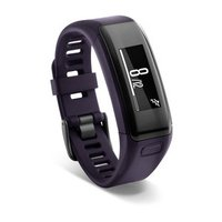 vívosmart HR Fitness-Tracker - integrierte Herzfrequenzmessung am Handgelenk, Smart Notifications, Purple, M - L (13,7-18,8 cm)