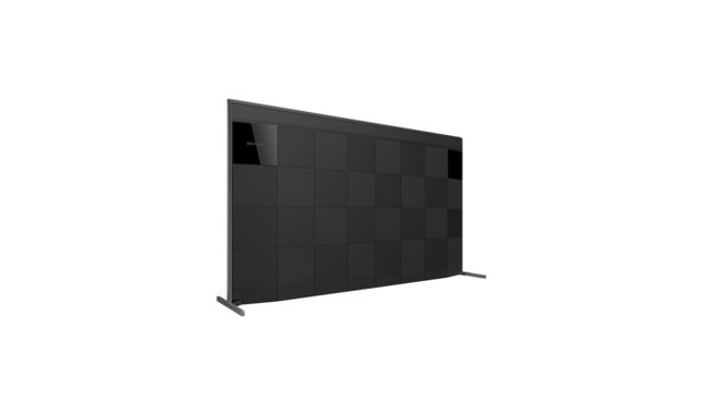 "SONY KD75ZH8BAEP | ZH8 | Full Array LED | 8K | High Dynamic Range (HDR) | Smart TV (Android TV) | 75"" Fernseher 