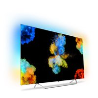 55POS9002/12 139 cm (55 Zoll) LED-Fernseher (Ambilight, OLED 4K Ultra HD, Android TV)