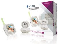Digitaler Video-Baby und Kindermonitor