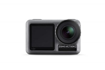 »OSMO Action« Action Cam (4K Ultra HD, Bluetooth WLAN (Wi-Fi))