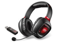 Sound Blaster Tactic3D Rage Wireless V2.0 Gaming Headset schwarz für PC, Mac und PS4