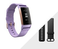 Charge 3 Special Edition Lavender Woven