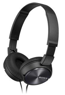 MDR-ZX310AP Kopfhörer (Freisprechfunktion) Schwarz
