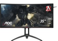 »AGON AG352UCG6« Curved-Gaming-Monitor (35 Zoll, 3440 x 1440 Pixel,...