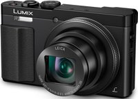 DMC-TZ71EG-K Lumix Kompaktkamera (12,1 Megapixel, 30-fach opt. Zoom, 7,6 cm (3 Zoll) LCD-Display, Full HD, WiFi, USB 2.0) schwarz