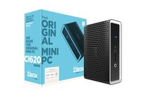 ZBOX CI620 Barebone nano mini-PC (Intel Core i3-8130U dual-core, Intel UHD Graphics 620)