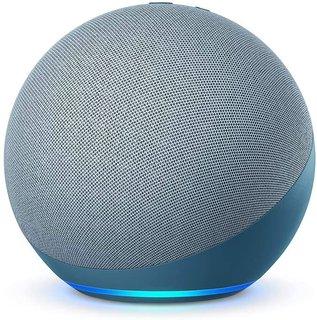 Echo (4. Generation), smarter Lautsprecher mit Alexa, Blaugrau - 1804097