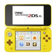 New 2DS XL Console - Pikachu Edition [New 2DS XL] (D/F)